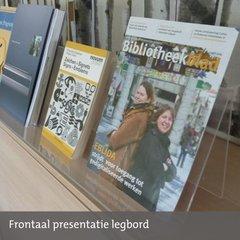 Presenteren:-frontaal