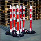 Set-Klantengeleiding-rood-wit