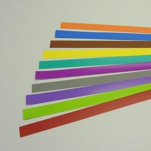 Strips, winkelkleuren