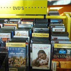 Dvd-schotje met profiel