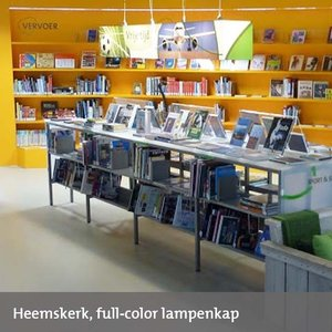 Full color lampenkappen